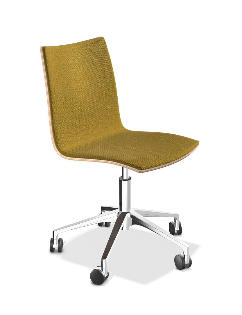 casala onyx chair upholstered swivel base