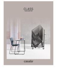 casala class table brochure