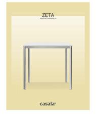 Casala Zeta brochure cover