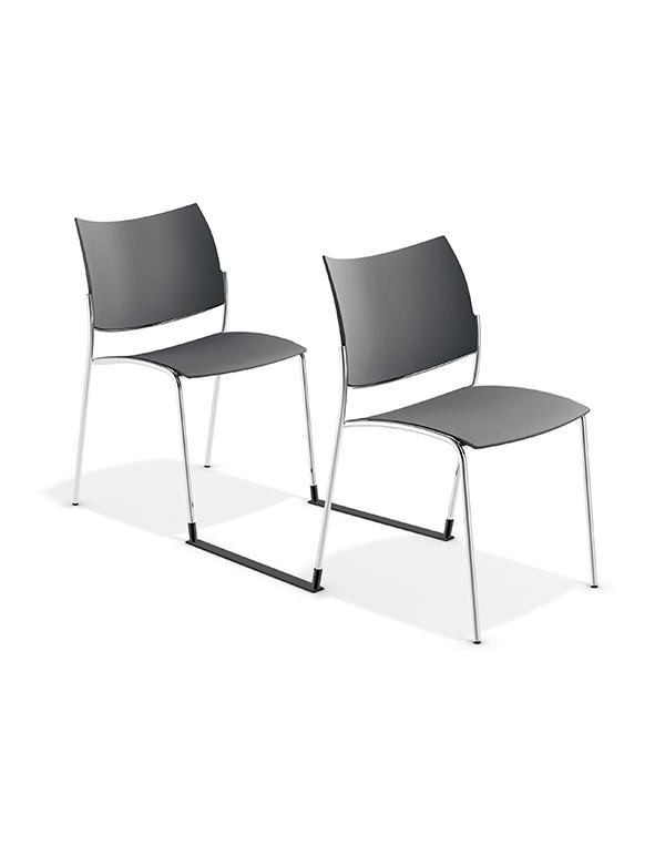 casala cobra chair row distance holder