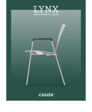 casala lynx brochure cover