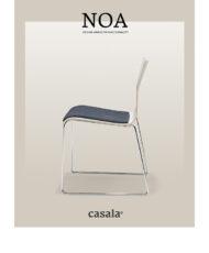 Casala Noa brochure cover