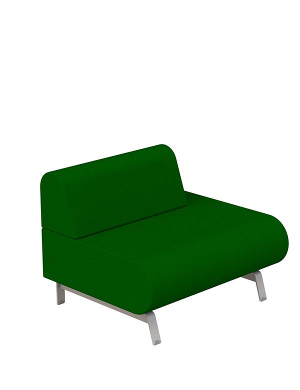 casala basso sofa modular softseating element