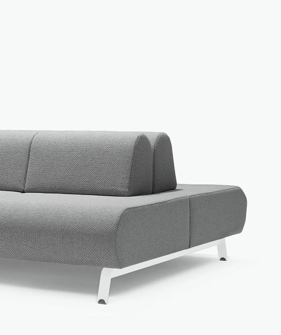 casala basso sofa modular softseating
