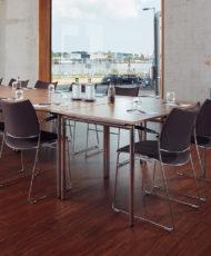 casala curvy chair lacrosse tafel hotel jakarta amsterdam