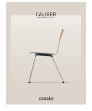 casala caliber chair brochure