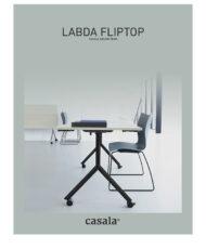 Casala Labda Fliptop brochure cover