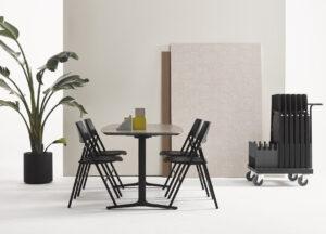 casala blender table axa folding table transport dolly