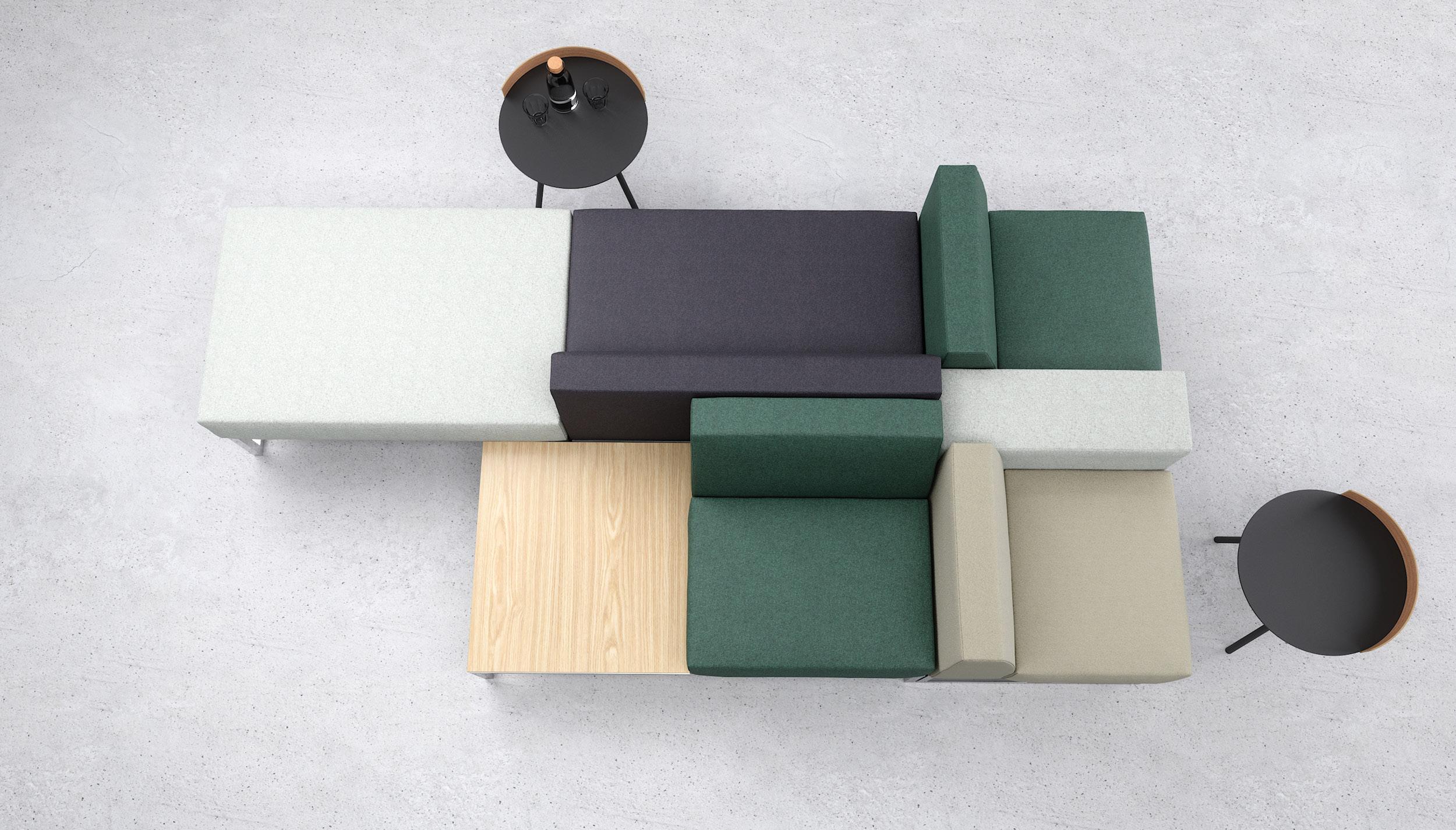 casala palau bricks elements fence table mood image