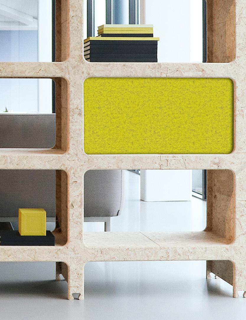 casala palau kwart shelving system insert panel