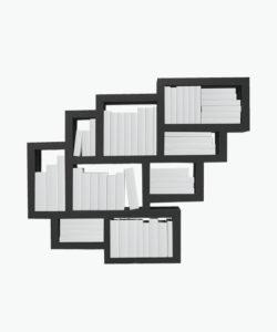casala palau frames wall shelving system