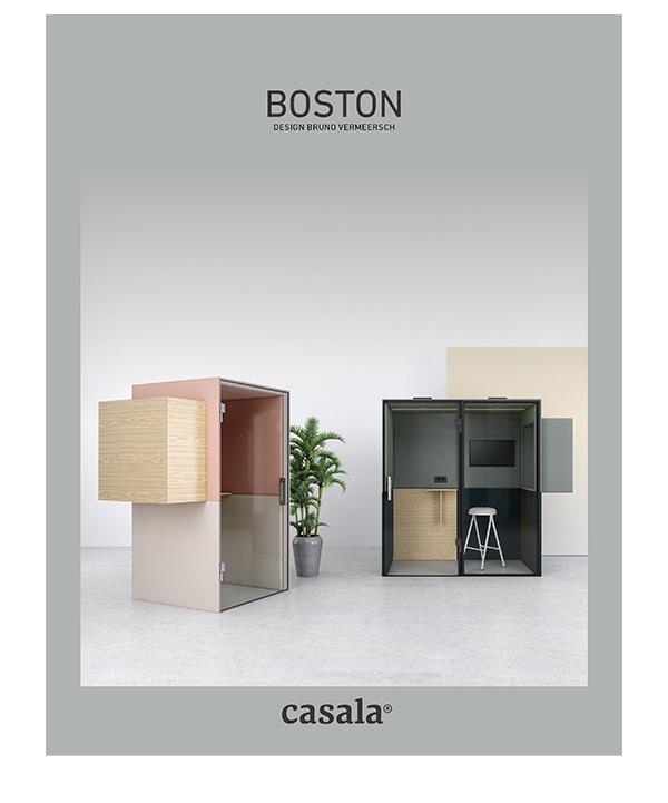 casala boston phonebooth brochure