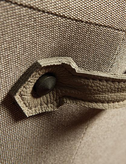casala palau rama armchair leather strap