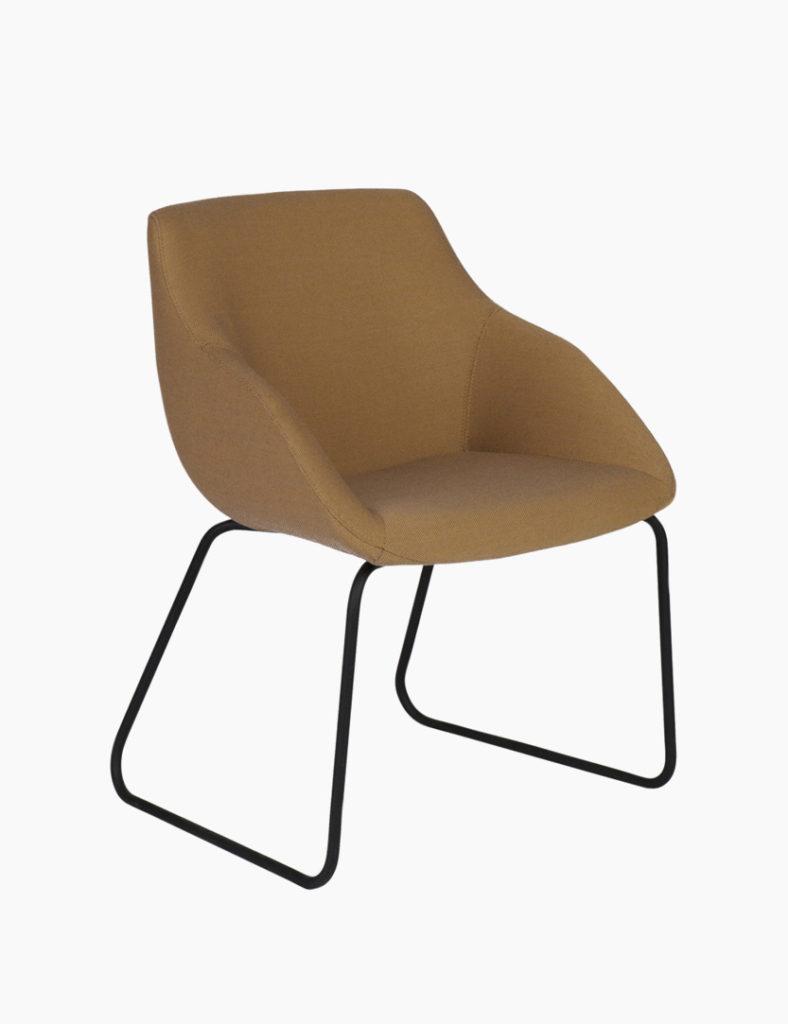 casala palau blue conference chair