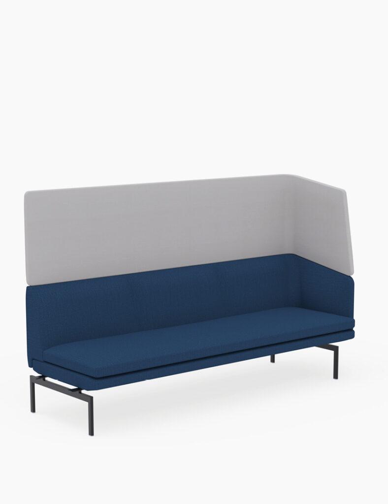 casala gabo modular 3-seater armrest hood