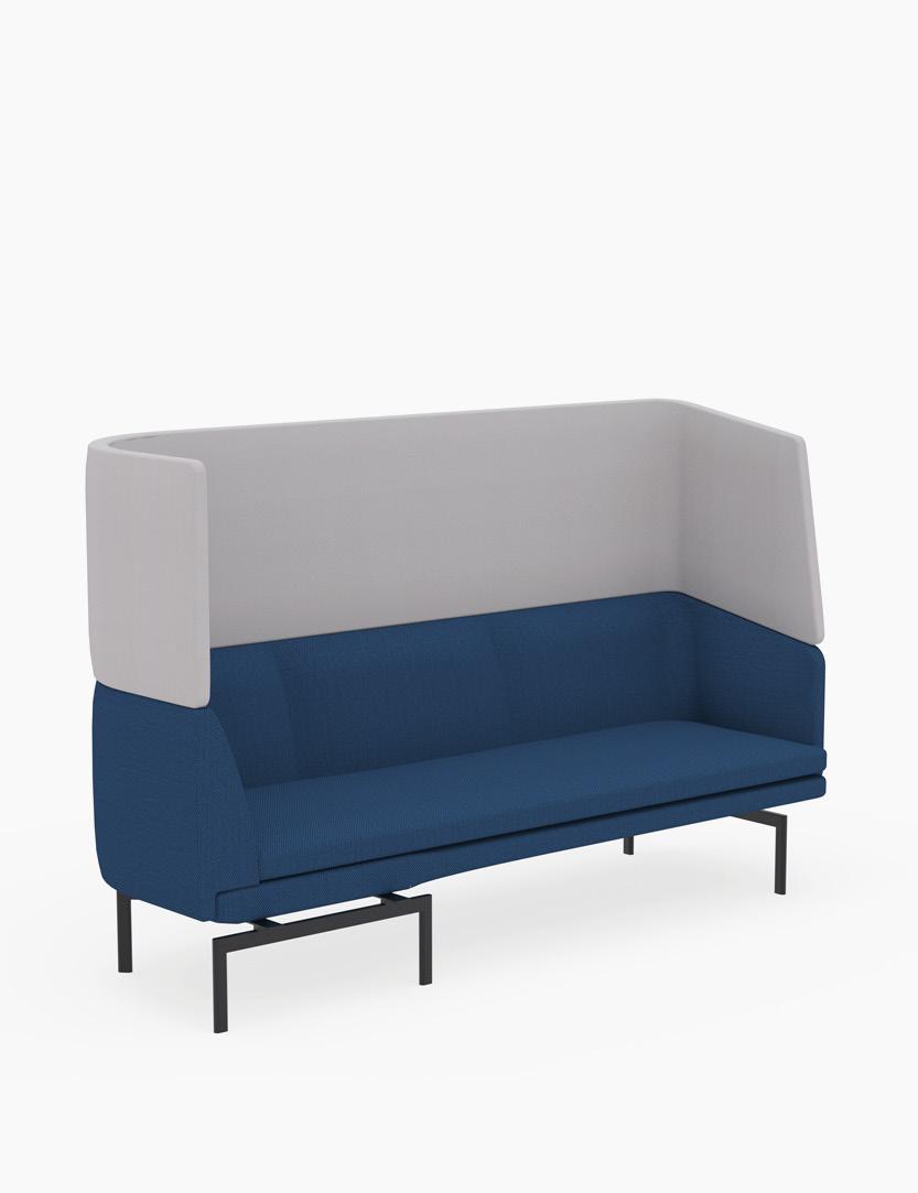 casala gabo modular 3-seater armrest corner hood