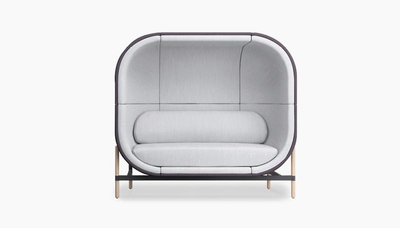 casala palau capsule sofa 2-seater