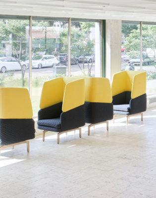 casala palau gabo armchairs project ggd ijsselland zwolle