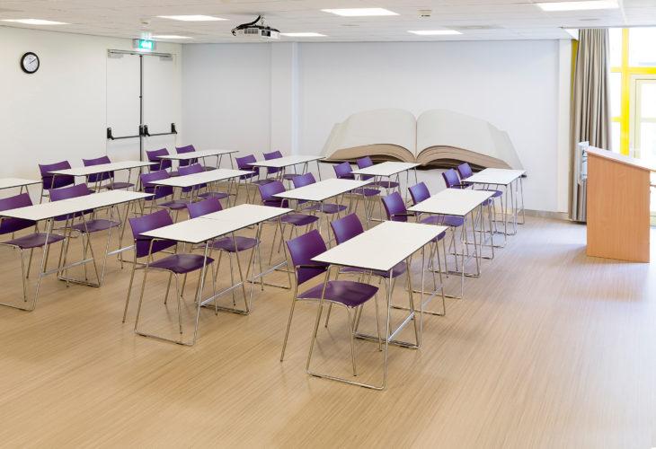 casala cobra chair class table project de hoogstraat utrecht healthcare