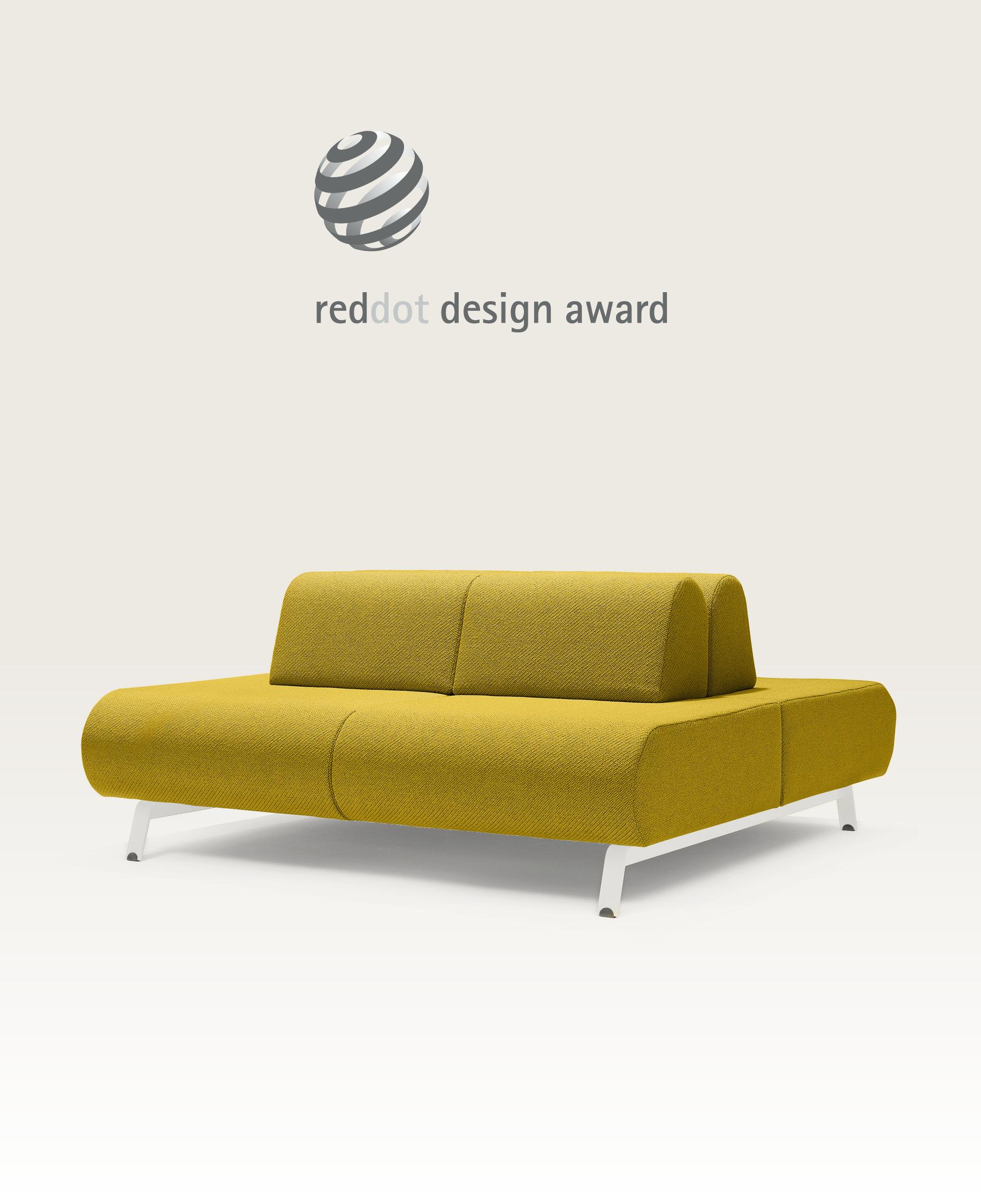 casala basso sofa modular softseating reddot design award